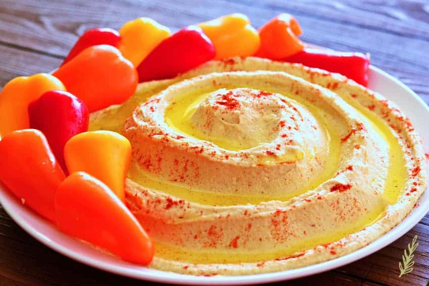 Sense and Edibility's Hummus