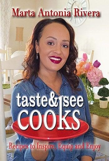 Taste & See Cooks Cookbook