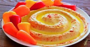 Sense & Edibility's Middle Eastern Hummus