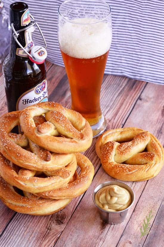 Sense and Edibility's Pretzels