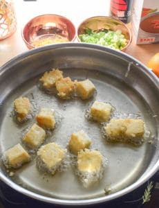 Sense & Edibility's GEN Tso's Vegan Chicken