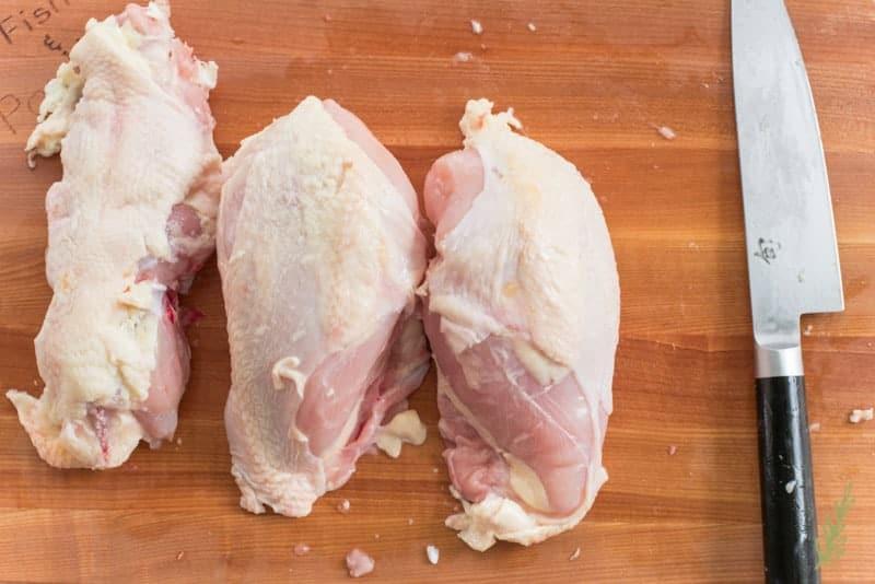 Sense & Edibility's Medicine Bomb Chicken Soup