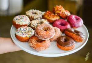 Easiest Cake Donut Recipe Ever
