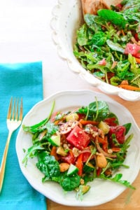 Mediterranean Summer Salad: A Fresh Start to Summer