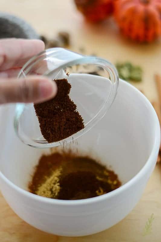 Sense & Edibility's Pumpkin Spice Blend