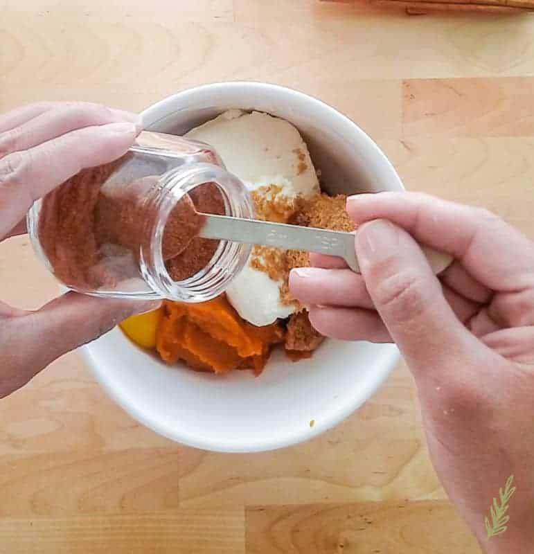 Sense & Edibility's Pumpkin Cheesecake Empanadas