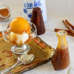 Sense & Edibility's Spiced Toffee Sauce