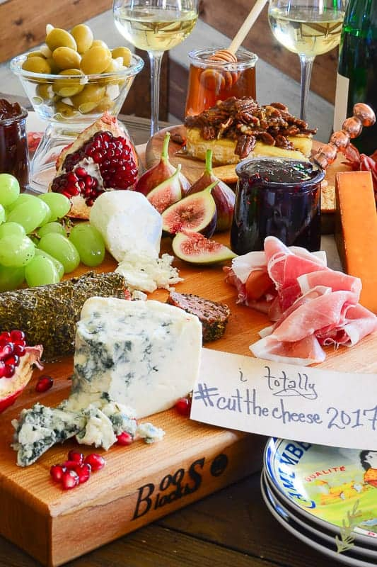 Sense & Edibility's Cut the Cheese 2017 Entry
