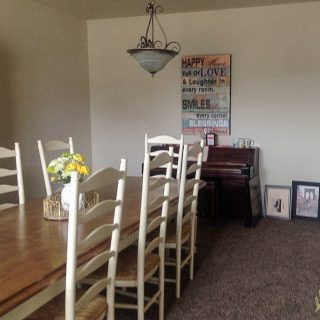We Reno'd Our Dining Room- And SURVIVED!