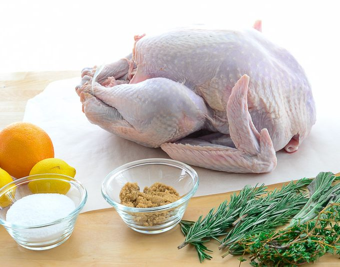 Sense & Edibility's How to Dry Brine a Turkey