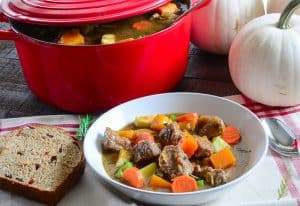 Sense & Edibility's Harvest Pork Stew