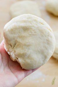 Sense & Edibility's Simple Pie Dough
