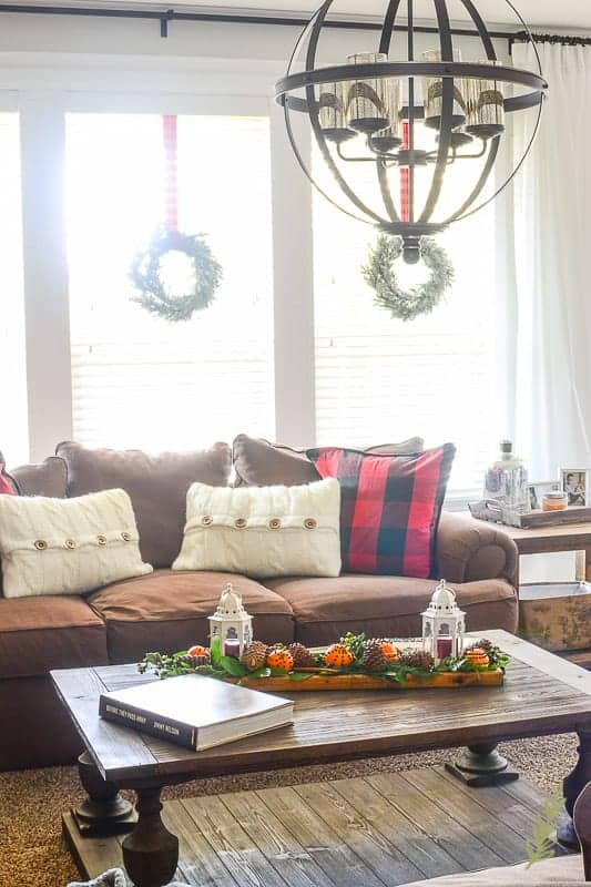 Sense & Edibility's Holiday Home Tour