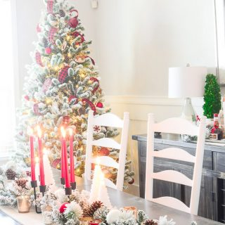 Holiday Home Tour: It's Not Over Yet