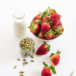 Hull a Strawberry: Sense & Edibility's Culinary Class