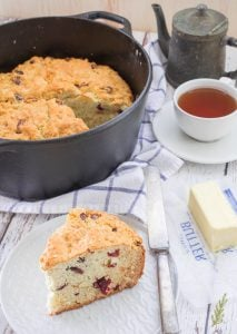 Sense & Edibility's Irish Soda Bread