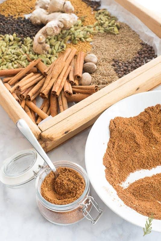 Sense & Edibility's Middle Eastern Spice Blend