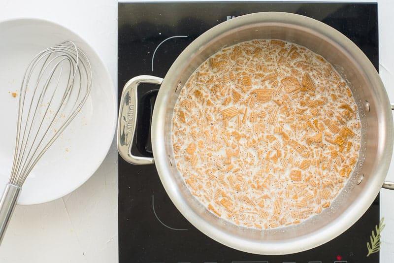 Sense & Edibility's Cereal Milk Frozen Custard