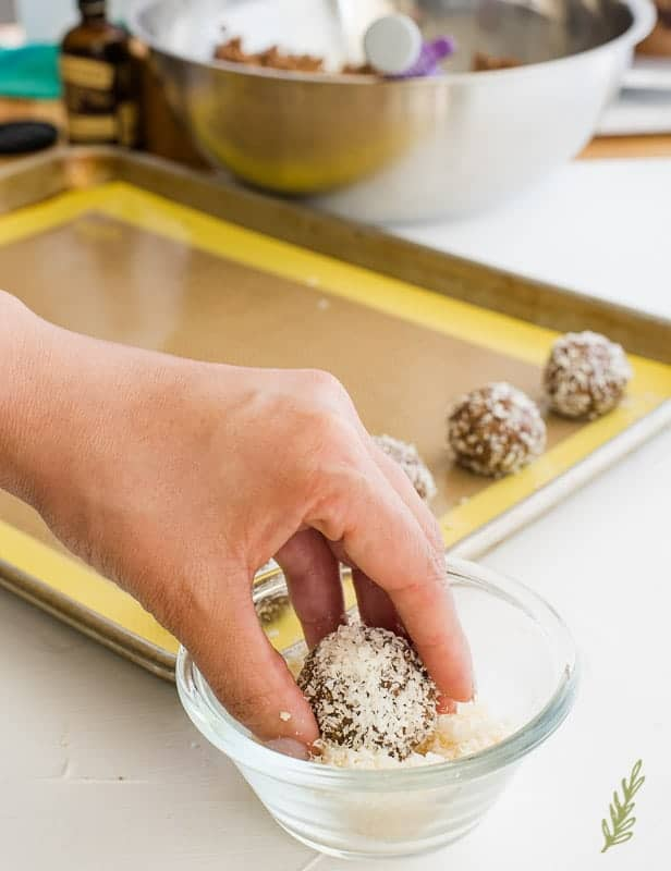 Sense & Edibility's Cherry-Guava Protein Balls