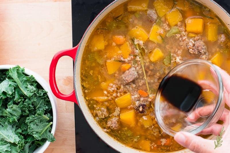 Sense & Edibility's Italian Harvest Stew