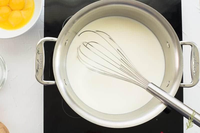 Sense & Edibility's Vanilla Frozen Custard