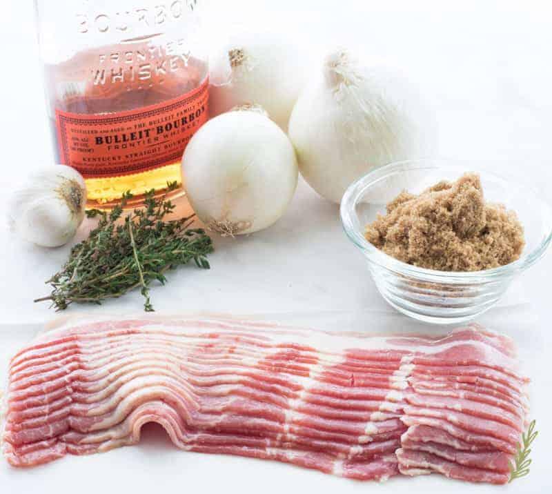 Sense & Edibility's Bacon-Bourbon Jam