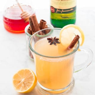 Sense & Edibility's Classic Hot Toddy