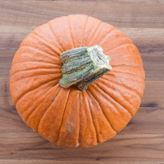 Pureed Pumpkin in 5 Easy Steps