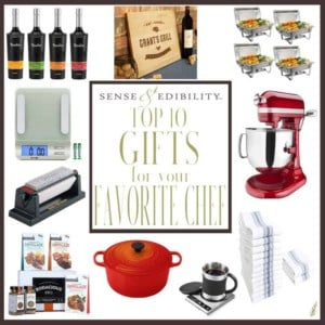 The Ultimate gift guide for Chefs