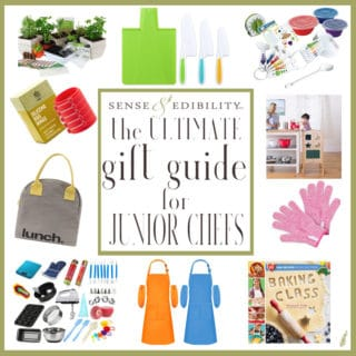 Sense & Edibility's Ultimate Gift Guide for Your Junior Chef