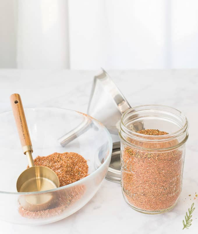 Sense & Edibility's Meat Spice Blend