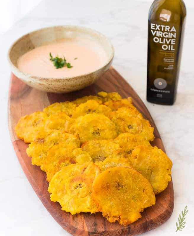 Tostones Twice Fried Green Plantains Sense Edibility