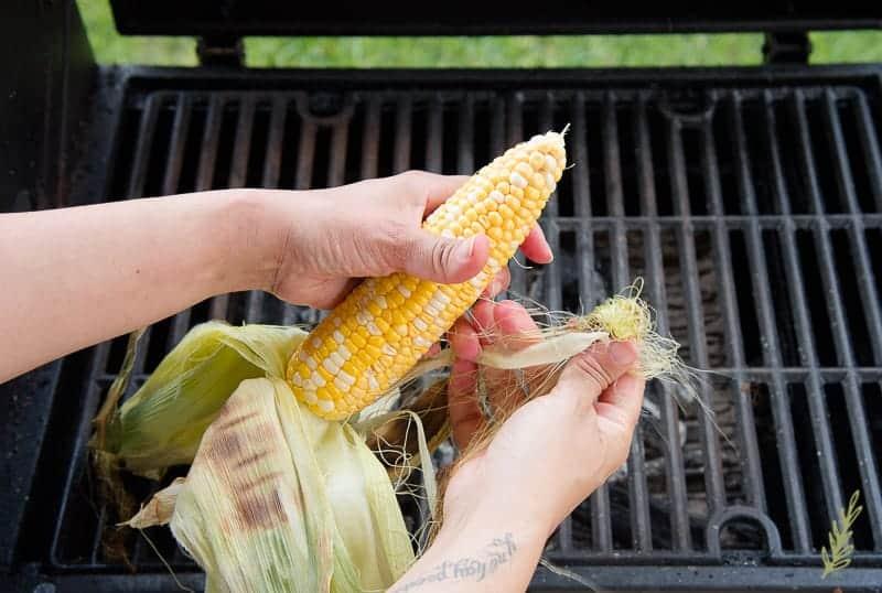 Sense & Edibility's Elotes (Mexican Street Corn)
