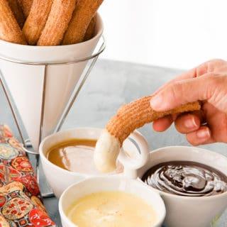Crème Anglaise (Warm Vanilla Bean Sauce)