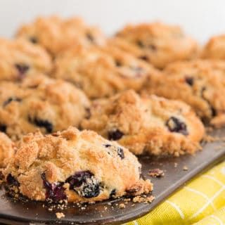 Streusel Topping with or without Nuts