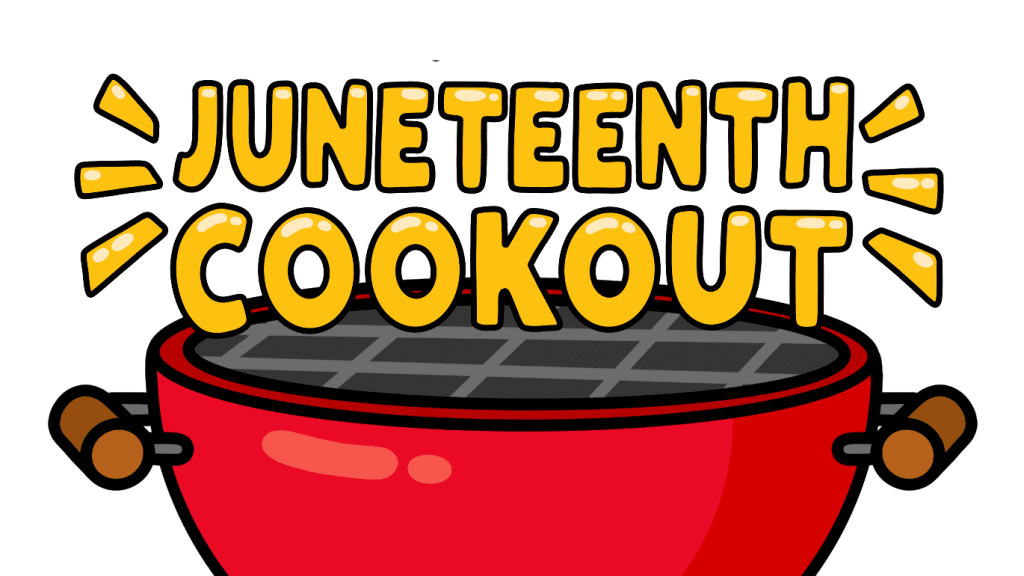 Country Style Potato Salad Juneteenth Banner