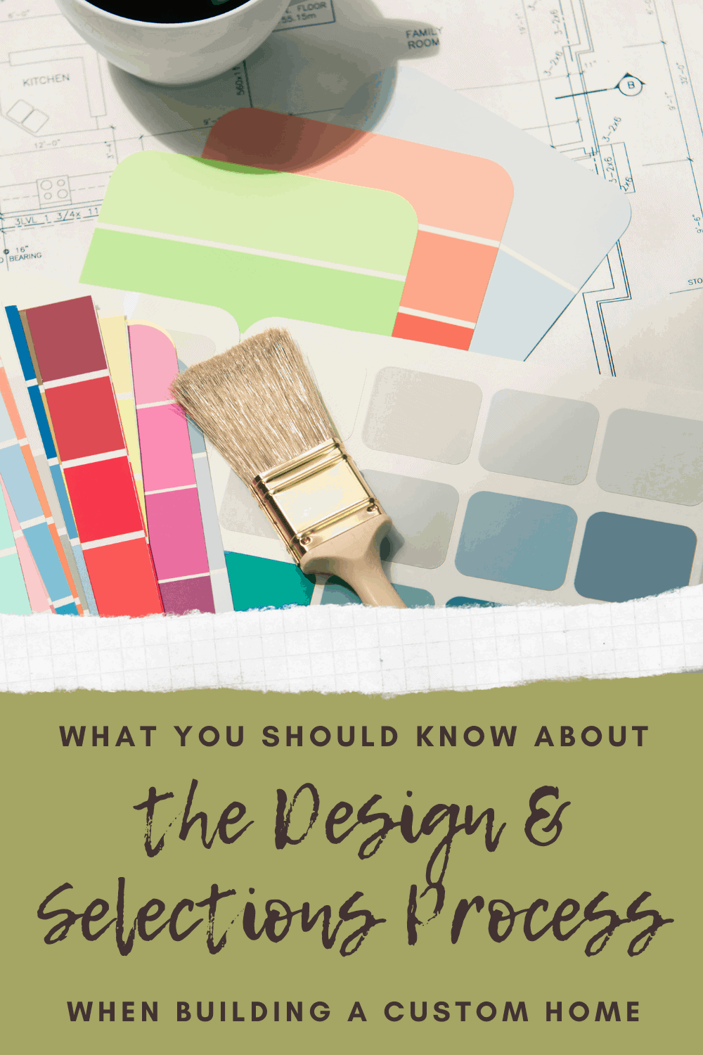 The selections and design process of a custom home build may be a little overwhelming, but we're here to give you our tips and tricks. #customhomebuild #customhome #buildinghomes #homebuild #home #newhome #house #newhouse #interiordesign #selectionsfornewhome #newhomedesign via @ediblesense