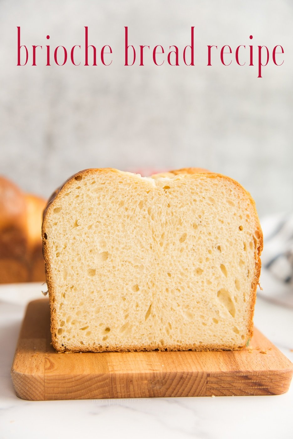 Brioche is the Queen of all breads. This enriched bread is made with eggs and butter, which makes it the best thing since...well, since sliced bread. Use it to make french toast, sandwiches, bread puddings, or enjoy it on its own. #brioche #frenchbreads #enrichedbreads #enricheddough #bread #loafofbread #breadmaking #breadbaking #classicfrenchbread #breadrecipe #bakingbread #recetadepan #breadmaker #breadtechniques via @ediblesense